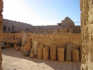Djerba Urlaub Ruine
