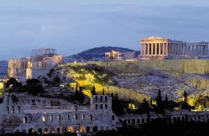Griechenland Urlaub AKropolis