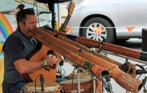 Didgeridoo Alleinunterhalter