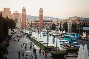 Spanien Urlaub Barcelona