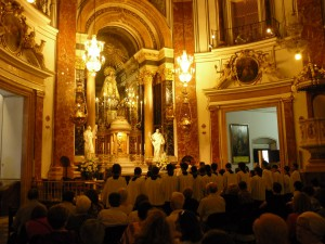Spanien Urlaub  Basilica, Spanien, Region Valencia