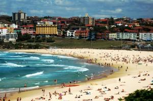 Australien Urlaub Sydney Bondi Beach