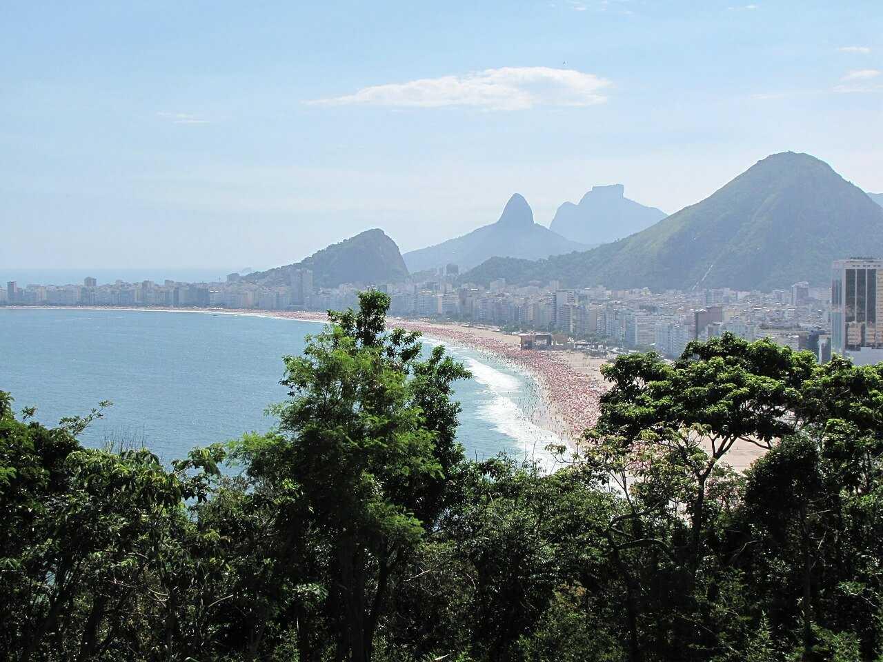 Brasilien Urlaub Copacabana