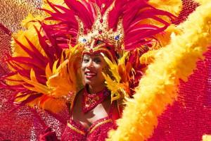 Brasilien Urlaub Karneval