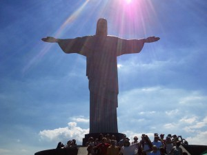 Brasilien Urlaub Christ