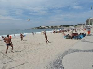 Brasilien Urlaub Copacabana, Brasilien