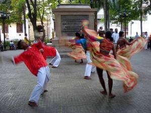 Foz do Iguacu Tänzer