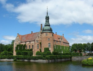 Dänemark Urlaub Schloss, Dänemark