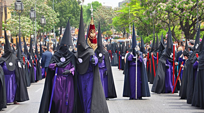 Spanien Urlaub Sevilla