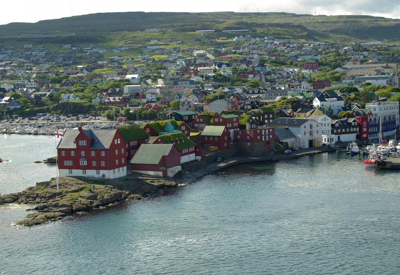 Dänemark Urlaub Färöer