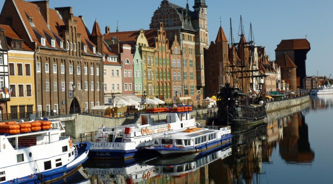 Polen Urlaub Danzig