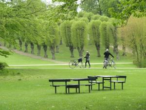 Gartenlandschaft, Kopenhagen