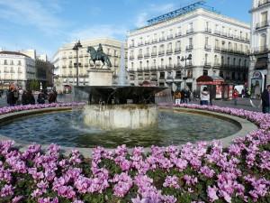 Spanien Urlaub Madrid