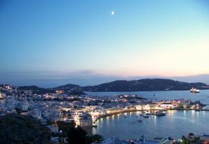 Griechenland Urlaub Mykonos