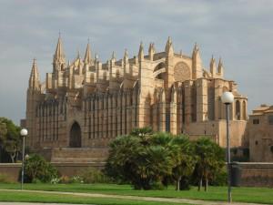 Spanien Urlaub Kathedrale von Palma, Mallorca