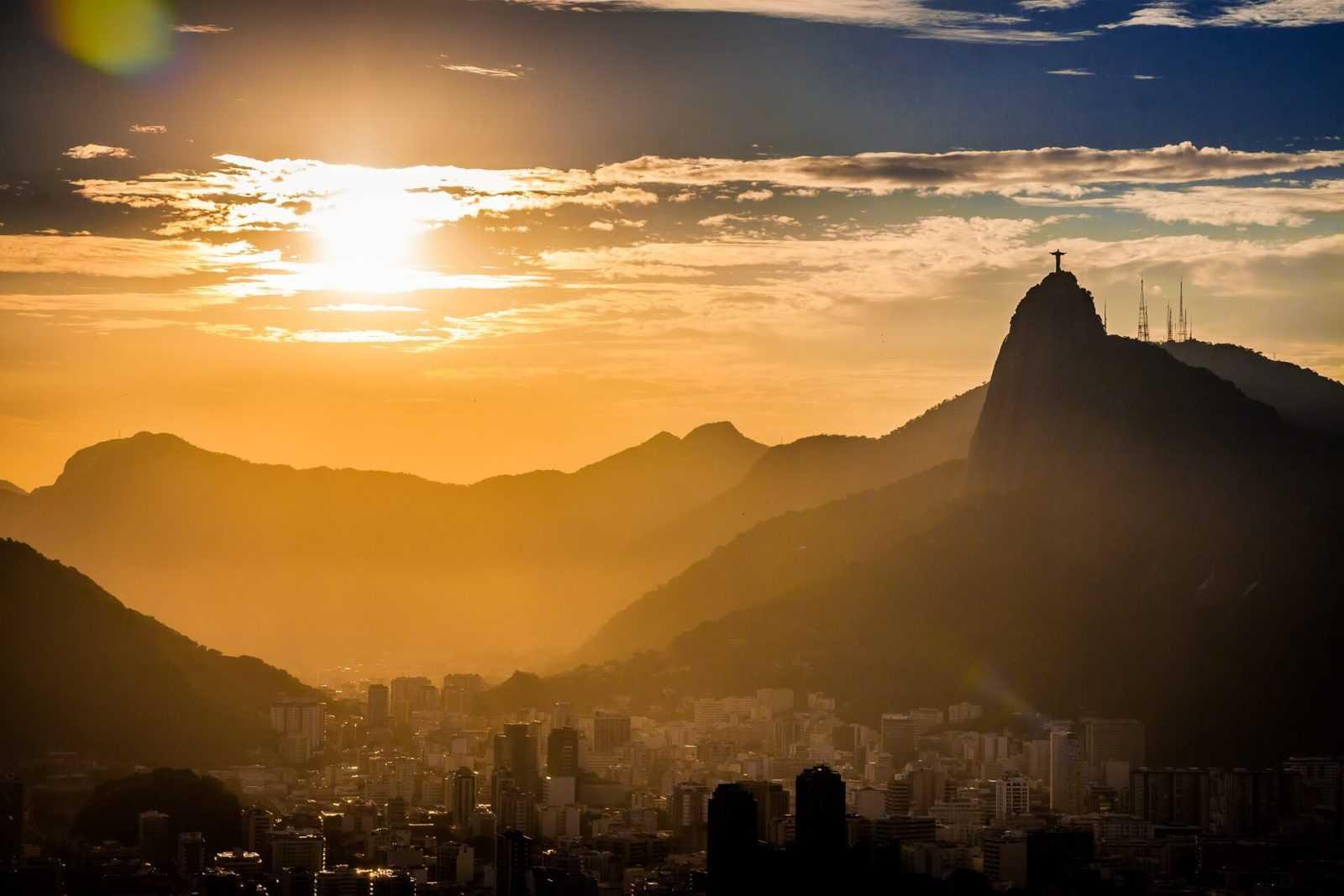 Brasilien Urlaub Rio De Janeiro