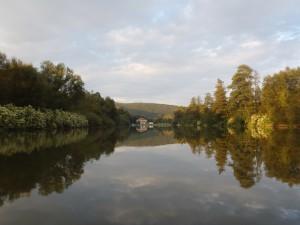 Polen Urlaub Fluss