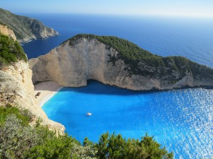 Griechenland Urlaub Mittelmeer