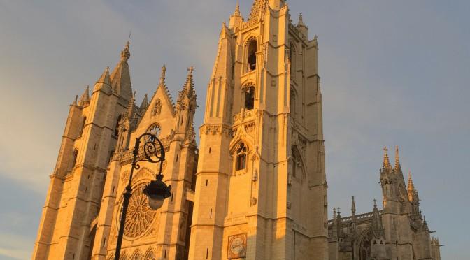 Spanien Urlaub Kathedrale, Kastilien-León