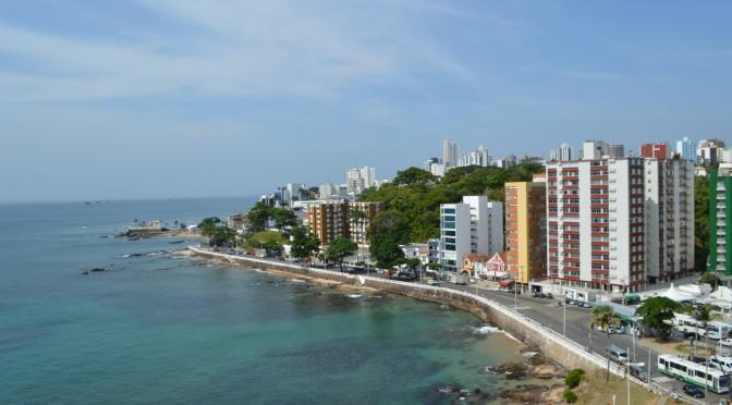 Brasilien Urlaub Salvador da Bahía
