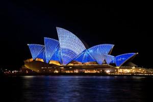 Australien Urlaub Sydney Oper