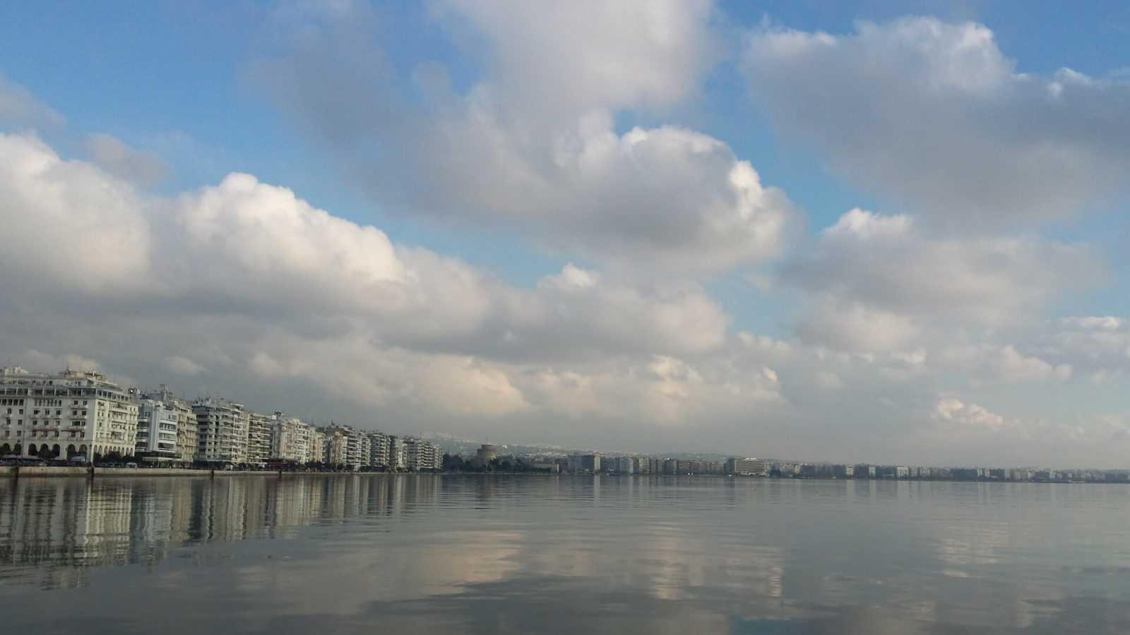 Griechenland Urlaub  Thessaloniki