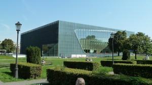 Polen Urlaub Jüdisches Museum in Warschau