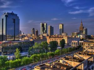 Polen Urlaub Warschau