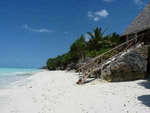 Tansania Urlaub Strand, Sansibar, Tansania