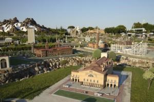 Rimini Urlaub Miniaturpark