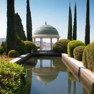 Malaga Garten