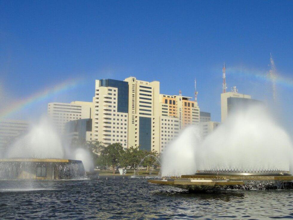 Brasilien Urlaub Brasilia