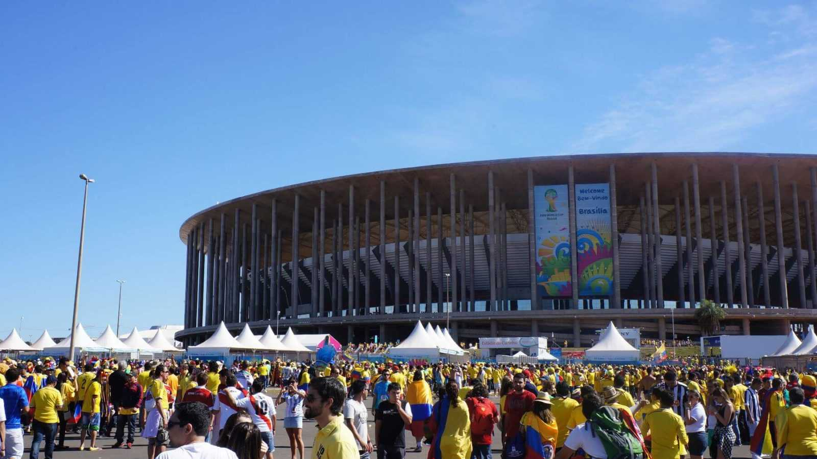Brasilien Urlaub  Distrito Federal Brasilia