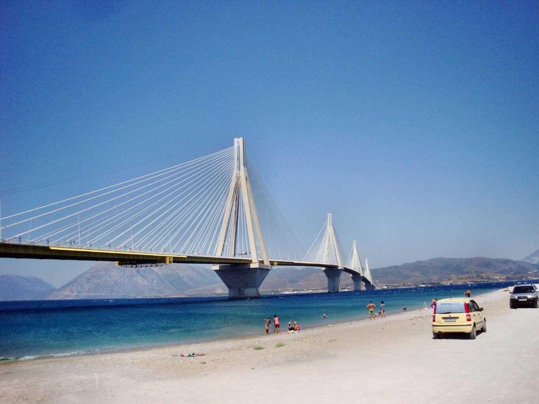 Griechenland Urlaub Patras