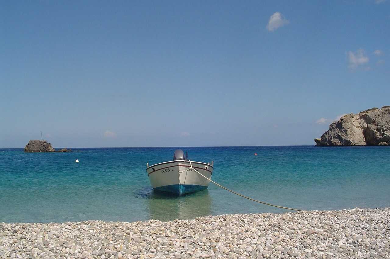 Griechenland Urlaub Karpathos