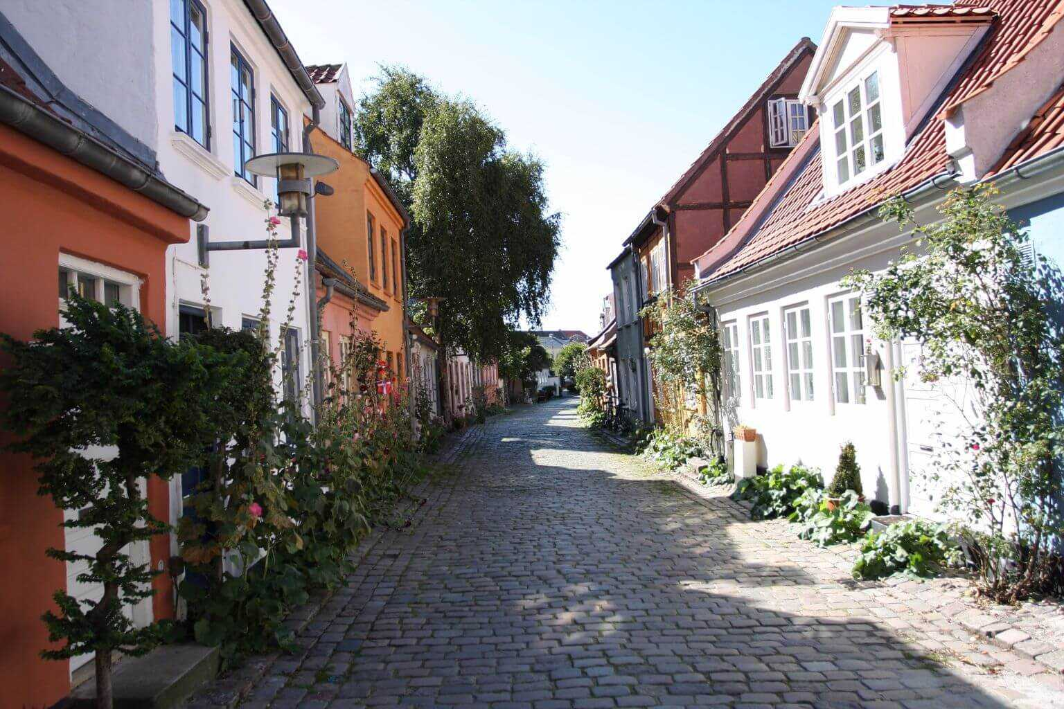 Dänemark Urlaub Arhus