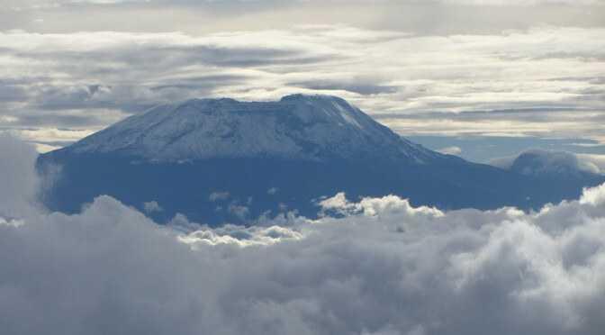 Tansania Urlaub Mount Kilimanjaro