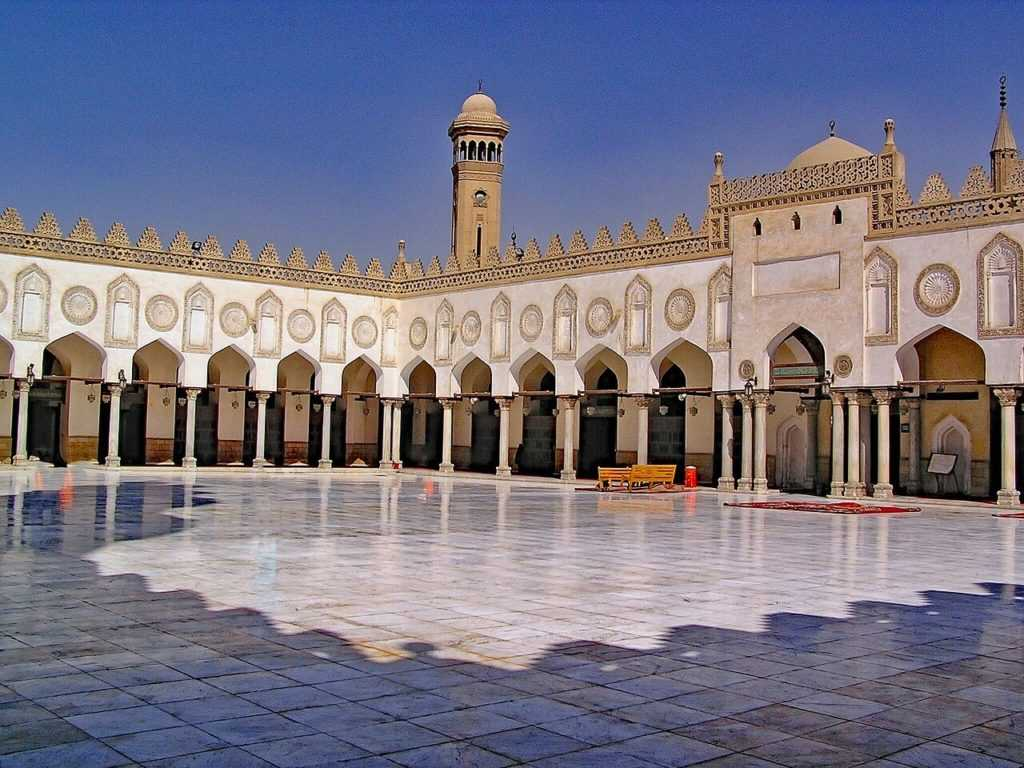 Ägypten Urlaub Al-Azhar