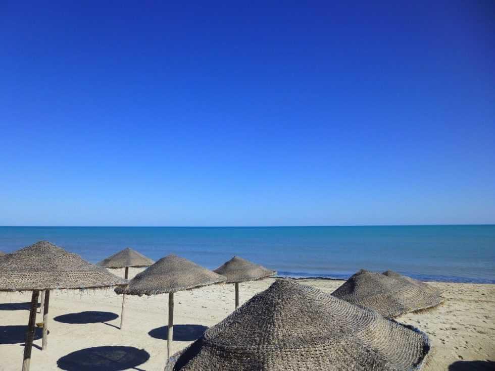 Djerba Urlaub Meer Strand
