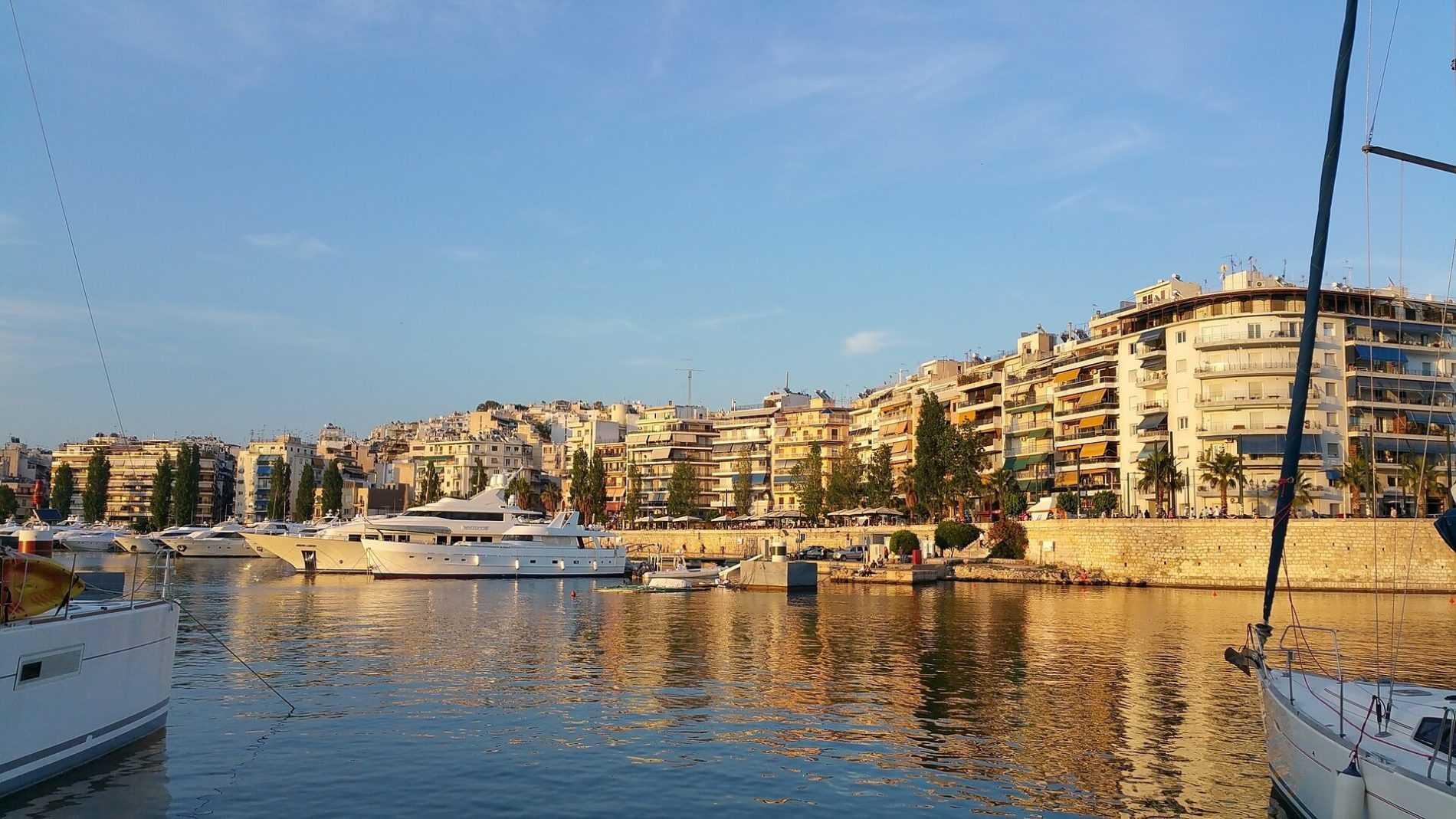 Griechenland Urlaub  Piraeus