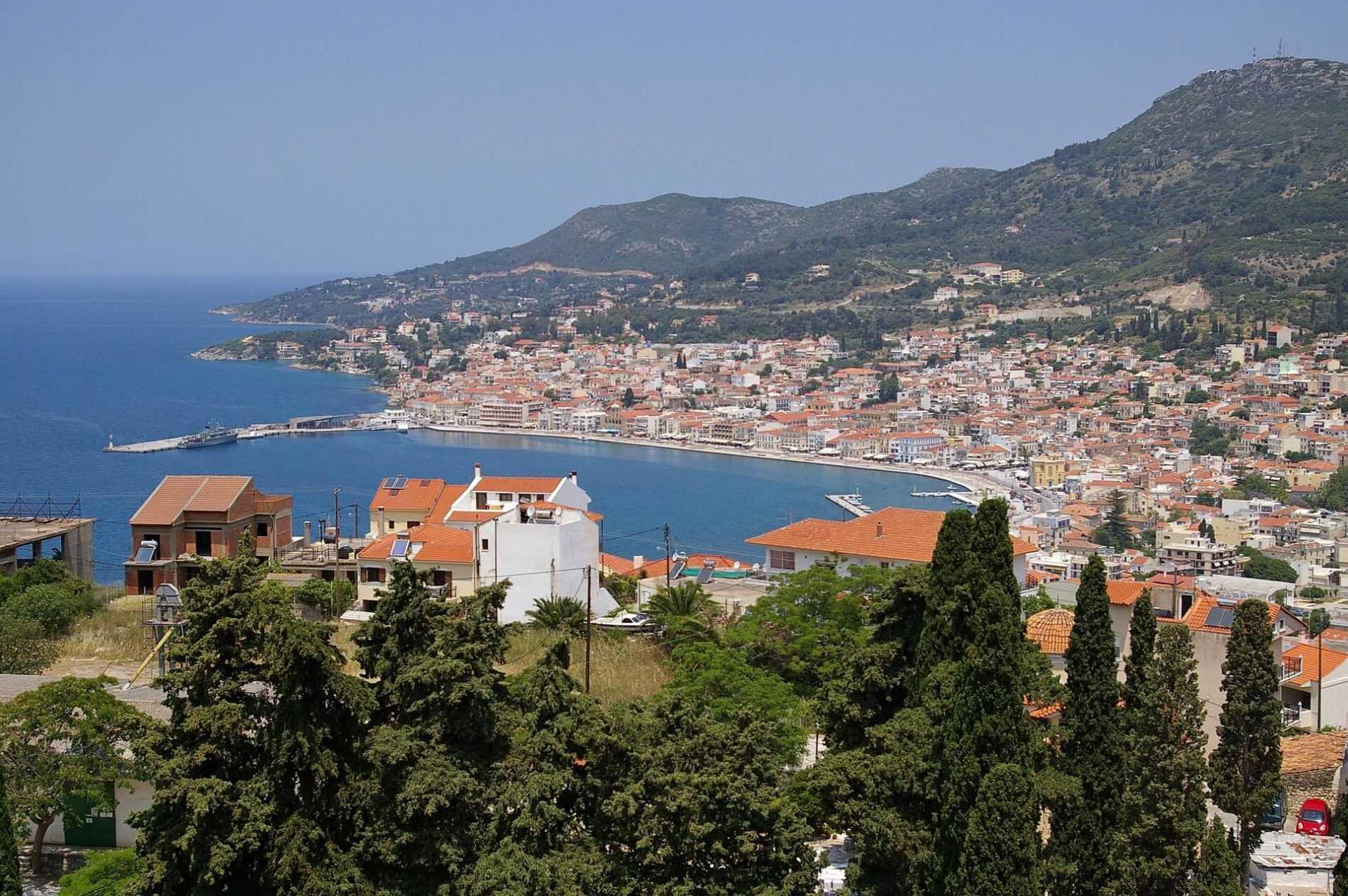 Griechenland Urlaub Samos
