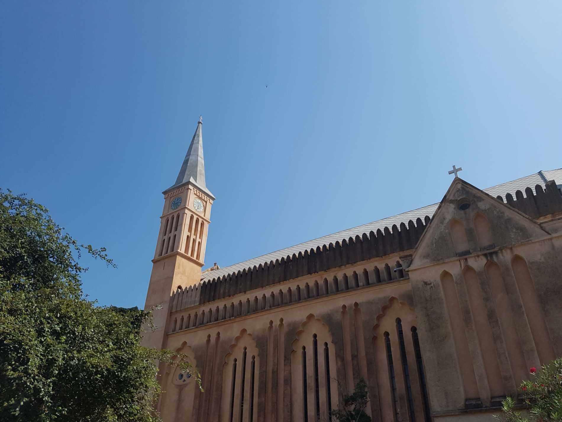 Sansibar Urlaub Anglican cathedral