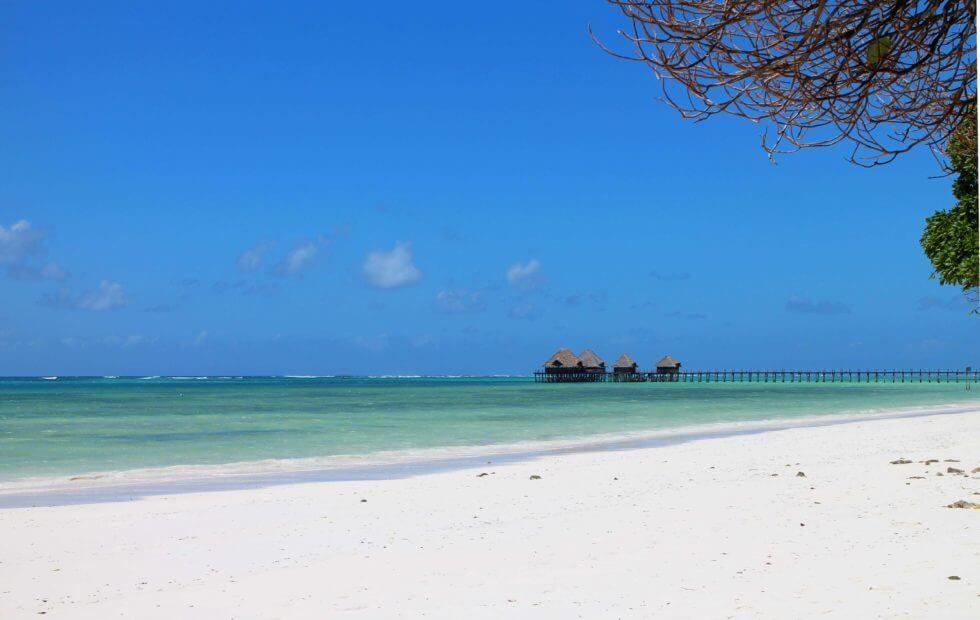 Sansibar Urlaub Strand