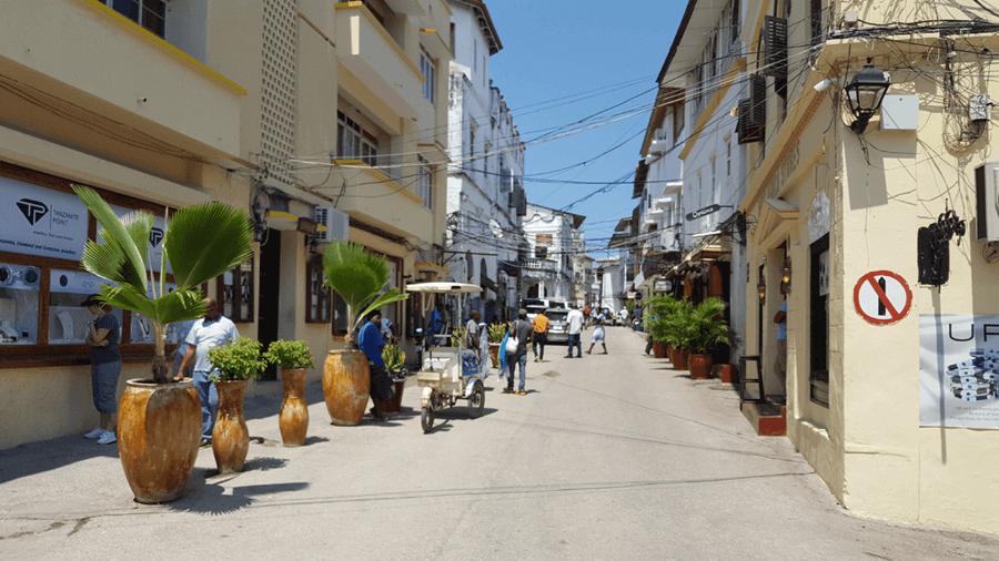 Sansibar Urlaub Zanzibar Stone Town
