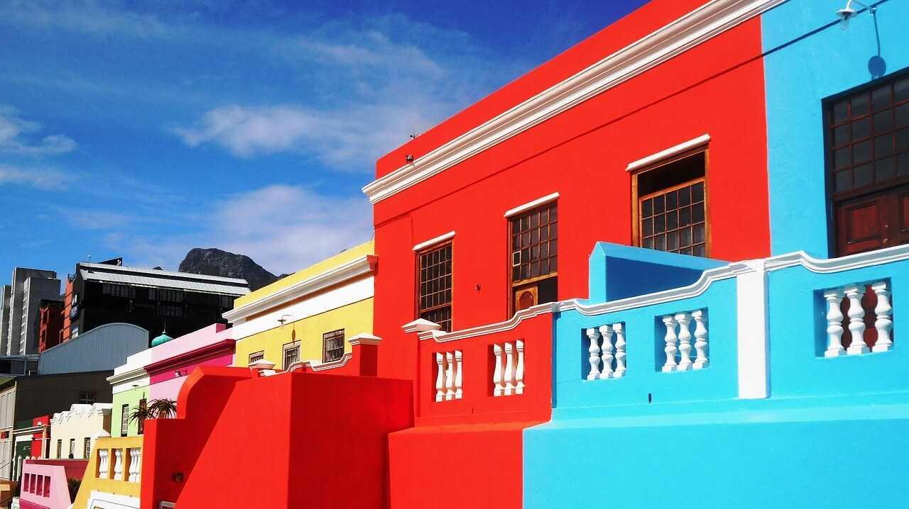 Südafrika Urlaub Bo-Kaap