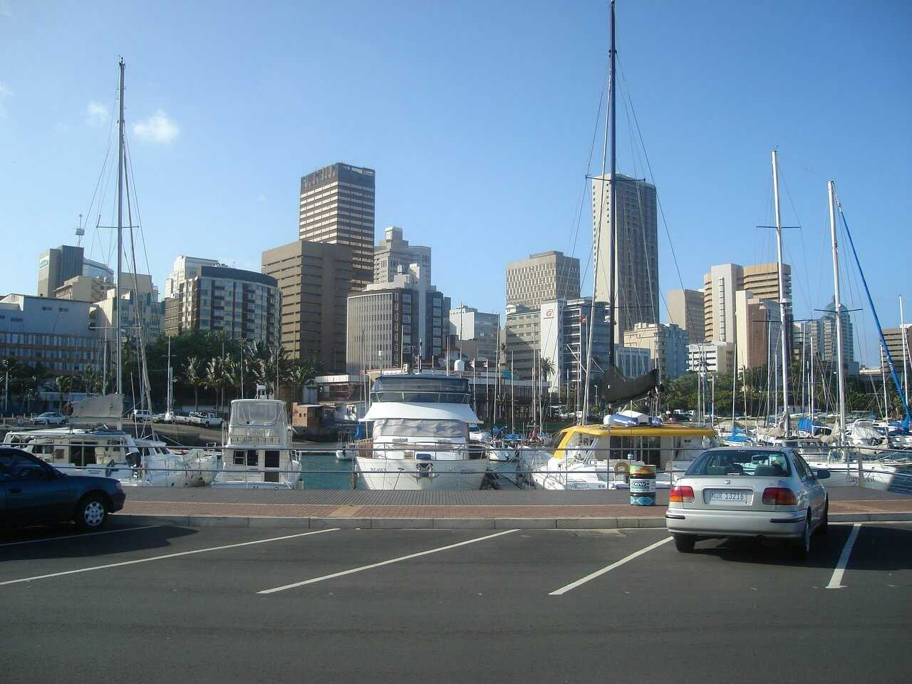 Südafrika Urlaub Durban