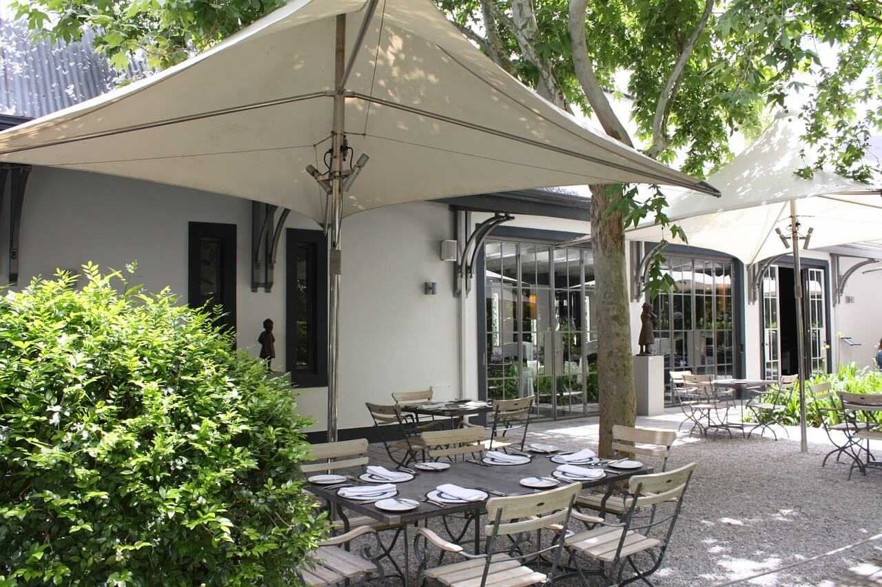 Südafrika Urlaub Restaurant