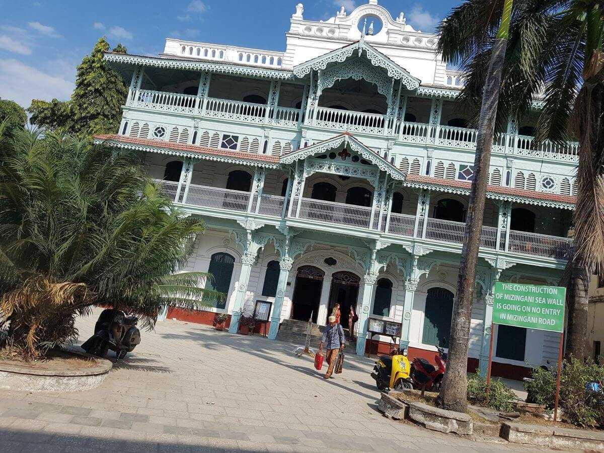 Sansibar Urlaub Zanzibar Stone Town Old Dispensary