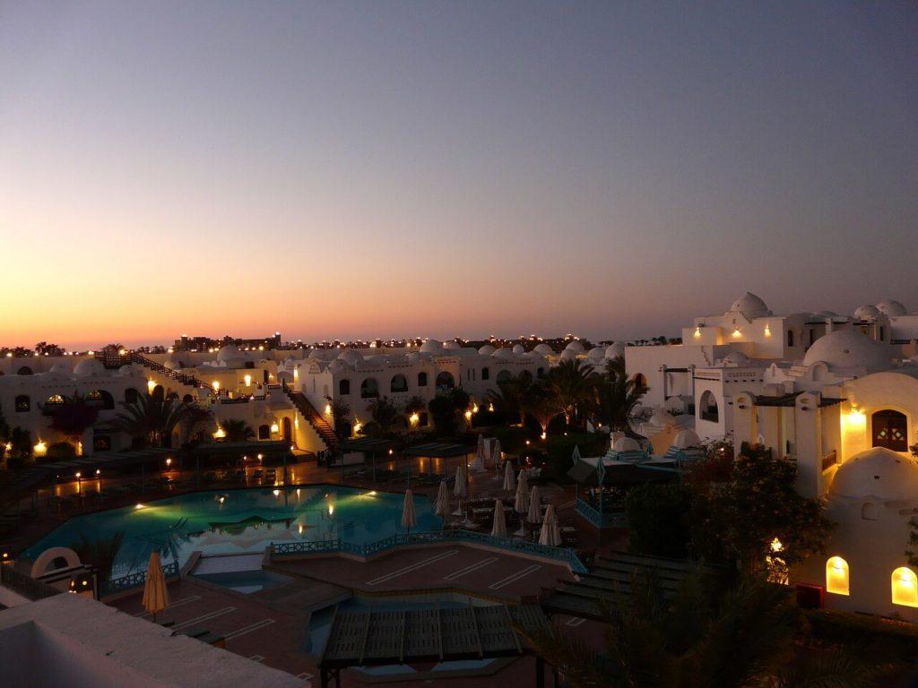 Ägypten Urlaub Hrghada Hotel